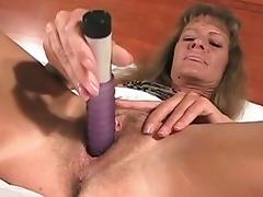 Amazing pornstar in horny dildos/toys, small tits porn clip