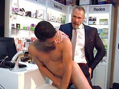 Fuck The Butt In Pharmacy