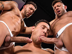 FX Rios & Josh Conners in Primal, Scene #03 - RagingStallion