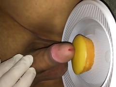 Cum on easter cake cookie
