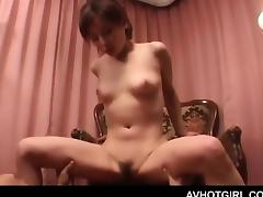 Japanese that is sensuous nymph humping manhood that is har