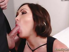 Hot mom fucks her companion's daughter Auntie To The Rescue