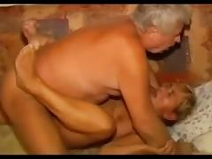 horny old lady