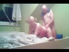 Fabulous Interracial, Cuckold sex scene