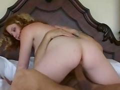 Exotic pornstar Cherry Poppens in best cunnilingus, redhead adult scene