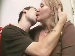 Mom and Boy, 18 19 Teens, Mature, Old, Strapon, Teen