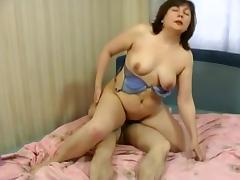 Incredible Homemade video with Lingerie, Mature scenes