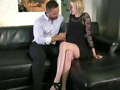 Amateur, Amateur, Blonde, Slut, Interview