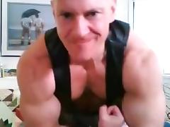BLOND MUSCLE DADDY 1