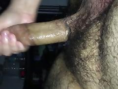 sucking a fat cock
