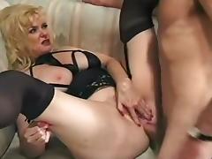 Amazing Amateur movie with Blonde, Close-up scenes