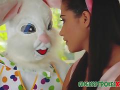 Bunny, Amateur, Bunny, Fucking, Horny, Naughty
