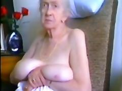 Grandmother, Amateur, Compilation, Granny, Homemade, Mature