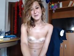Skinny, Boobs, German, Nipples, Skinny, Small Tits