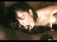 French swinger chick receives multiple cumloads