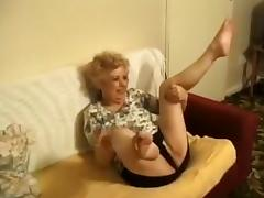 Amazing Homemade video with Fingering, Mature scenes