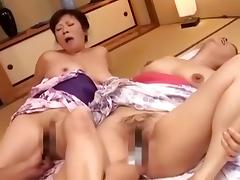 Fabulous Amateur video with Mature, Asian scenes