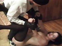 Amazing pornstars Katie Jordan and Allanah Rhodes in exotic bdsm, stockings adult clip