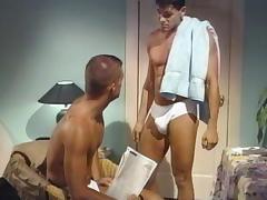 Marco Rossi & Ryan Cassidy in Night Heat Scene 1 - Bromo