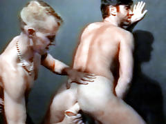 Glory Holes #5 - Leather Mania Scene 8 - Bromo