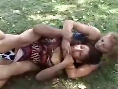 Hottest Amateur record with Outdoor scenes