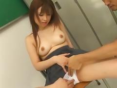 Amazing Japanese whore Cocomi Naruse in Incredible Girlfriend, Blowjob JAV video