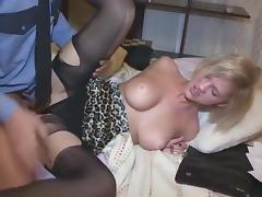 slut in pantyhose fuck by police