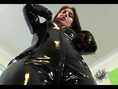 Free Catsuit Porn Tube Videos