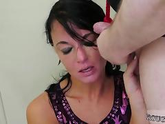 Girl takes cum in mouth Talent Ho