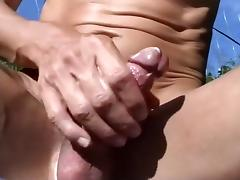 Jungle, Gay, Outdoor, Sex, Solo, Forest
