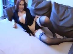 Horny German girlfriend