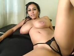 Hottest Amateur clip with Big Tits, Latina scenes