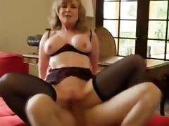Fabulous Homemade clip with Doggy Style, Big Tits scenes