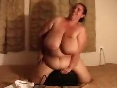 Sybian, BBW, Machine, Riding, Sybian, Toys