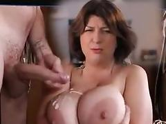 British, Big Tits, Boobs, British, Cum, Jizz