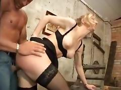 Amazing Amateur video with Blonde, Fetish scenes