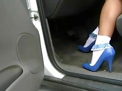 Frilly Socks 072