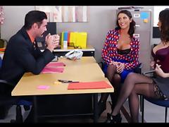 August Ames & Ashley Adams Big Titty FUCK BGG