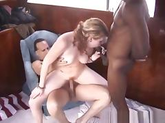 Incredible pornstar Cherry Poppens in fabulous tattoos, outdoor sex clip