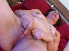 Saggy Tits, Amateur, Anal, Assfucking, Homemade, Mature