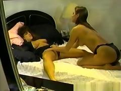 Exotic pornstar in amazing big tits, lesbian adult clip