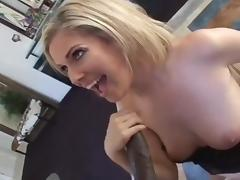 Fabulous pornstar Breeana Noel in amazing facial, blonde sex video