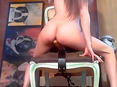 Horny Homemade movie with Masturbation, Toys scenes