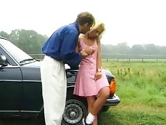 Incredible Homemade video with College, Blonde scenes