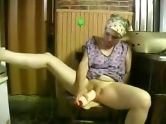 Exotic Amateur movie with Blowjob, Toys scenes