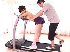 Yuria Satomi cannot wait to be penetrated by a fortunate hunk