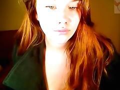 Amateur, Amateur, Redhead, Solo, Webcam