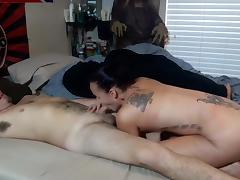 Caught By Wife Fucking Teen Babysitter In Her Ass!!!