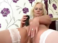 Amazing Amateur movie with Grannies, Toys scenes