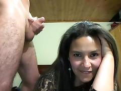 Amazing Amateur record with Webcam, Couple scenes